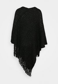 Molly Bracken - LADIES PONCHO - Kapper - black - 1