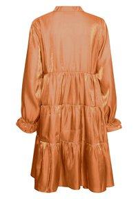 Karen by Simonsen - PANGKB  - Vestido informal - orange rust - 5