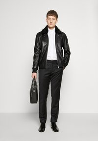 KARL LAGERFELD - MODERN FIT - Camicia elegante - white - 1