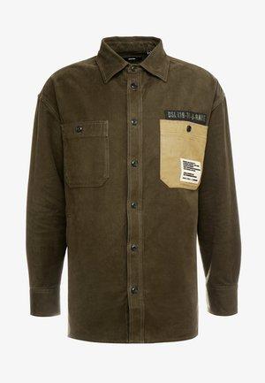 LEBED SHIRT - Shirt - khaki