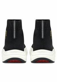 Ed Hardy - SOCKED - High-top trainers - black - 3