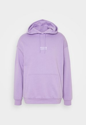 UNISEX - Bluza z kapturem - lilac