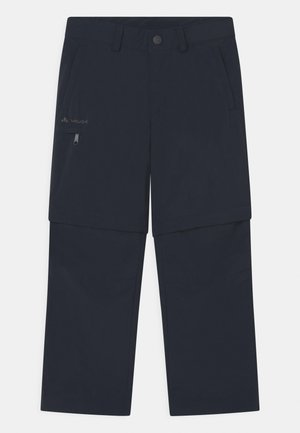 DETECTIVE 2-IN-1 UNISEX - Cargo trousers - eclipse