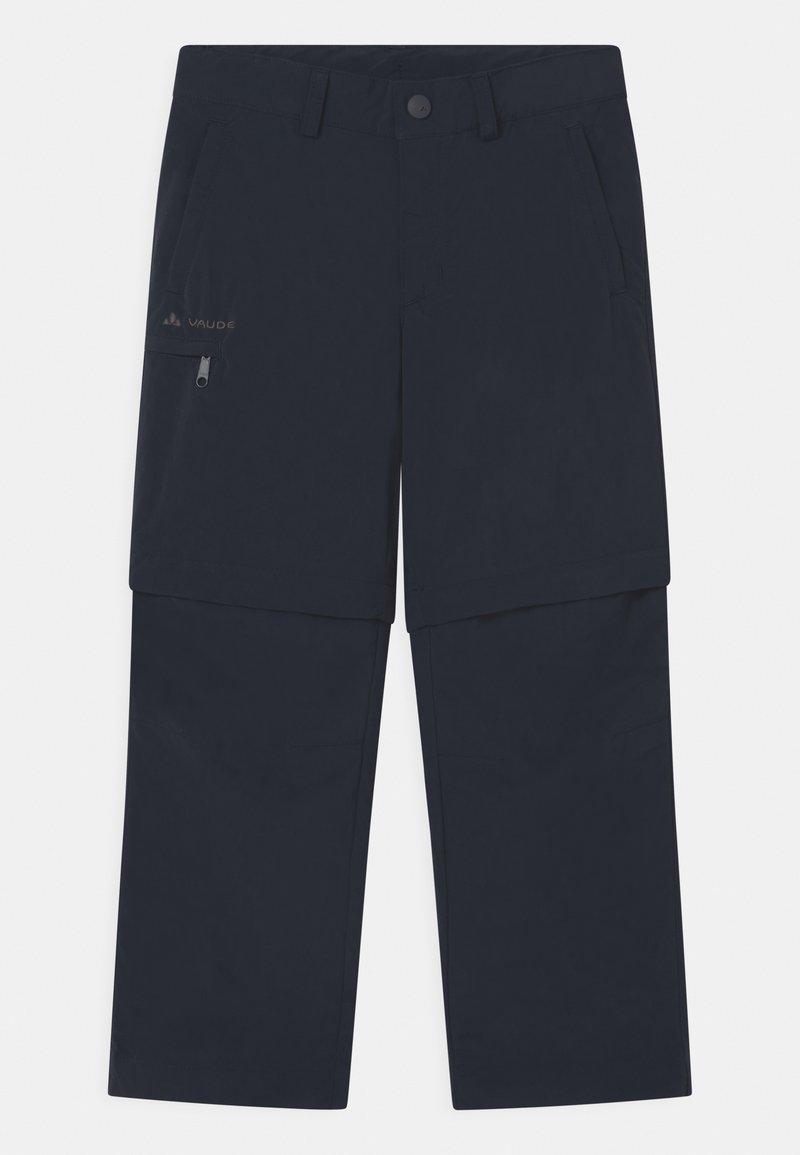 Vaude - DETECTIVE 2-IN-1 UNISEX - Cargo trousers - eclipse