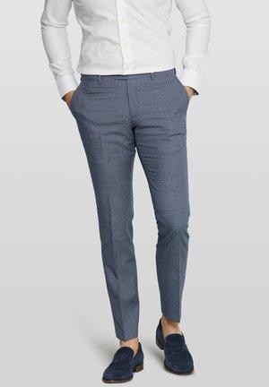 Buck Split - Pantalon - blue