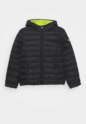 REAL CORE - Down jacket - jet black