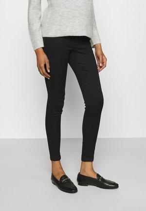 VMMSOPHIA SKINNY SOFT - Kalhoty - black