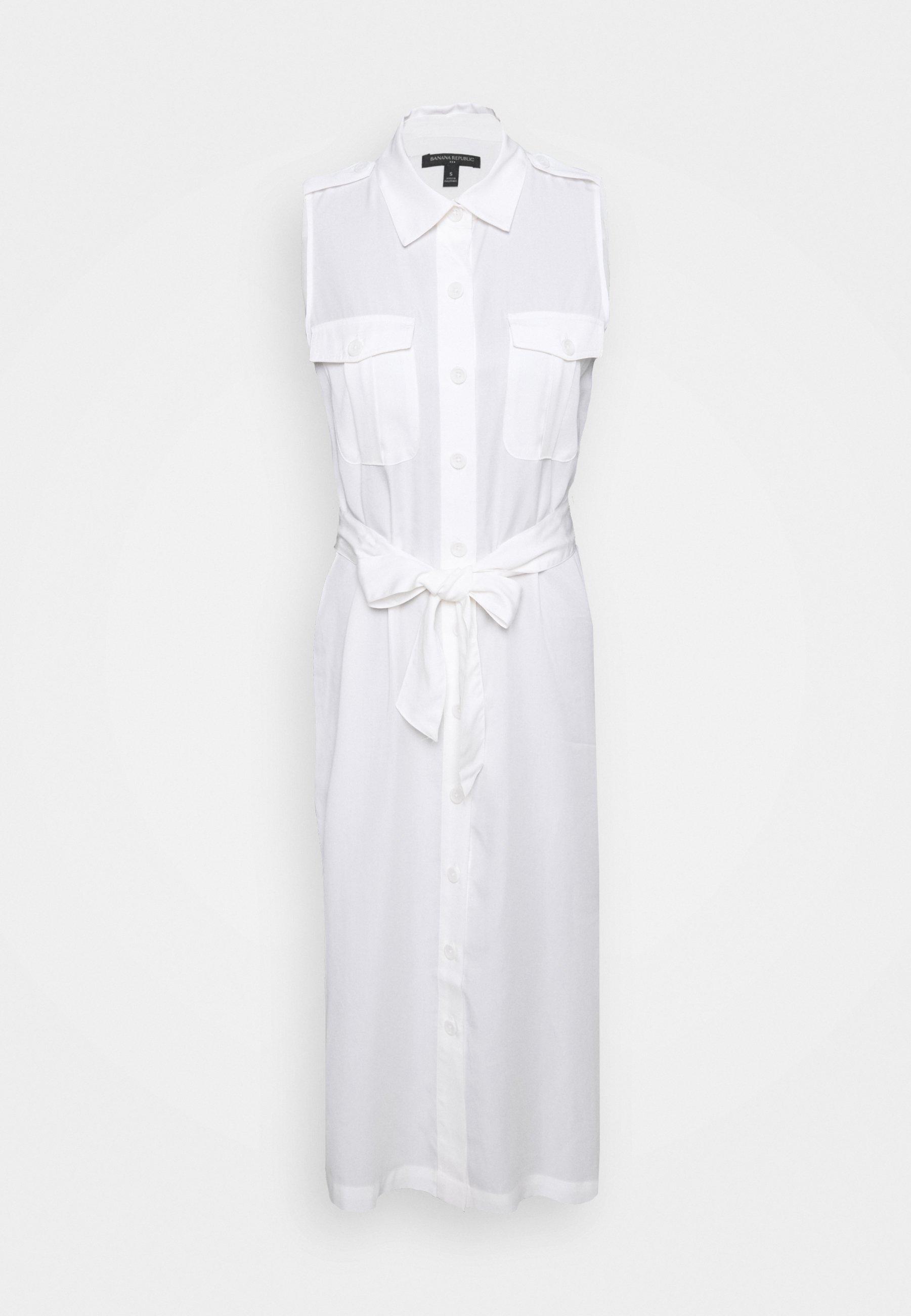 Mujer TRENCH SHIRTDRESS MIDI - Vestido camisero