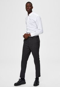 Selected Homme - SLIM FIT - Camicia - bright white - 1
