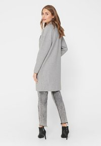 ONLY - Manteau court - medium grey melange - 2