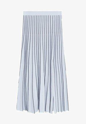 ARARE - A-line skirt - bleu