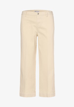 Trousers - vanille