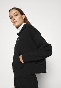 Denham - MACE HOODY - Sweatshirt - black - 3