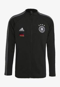adidas Performance - DEUTSCHLAND DFB ANTHEM JACKET - Träningsjacka - black - 2