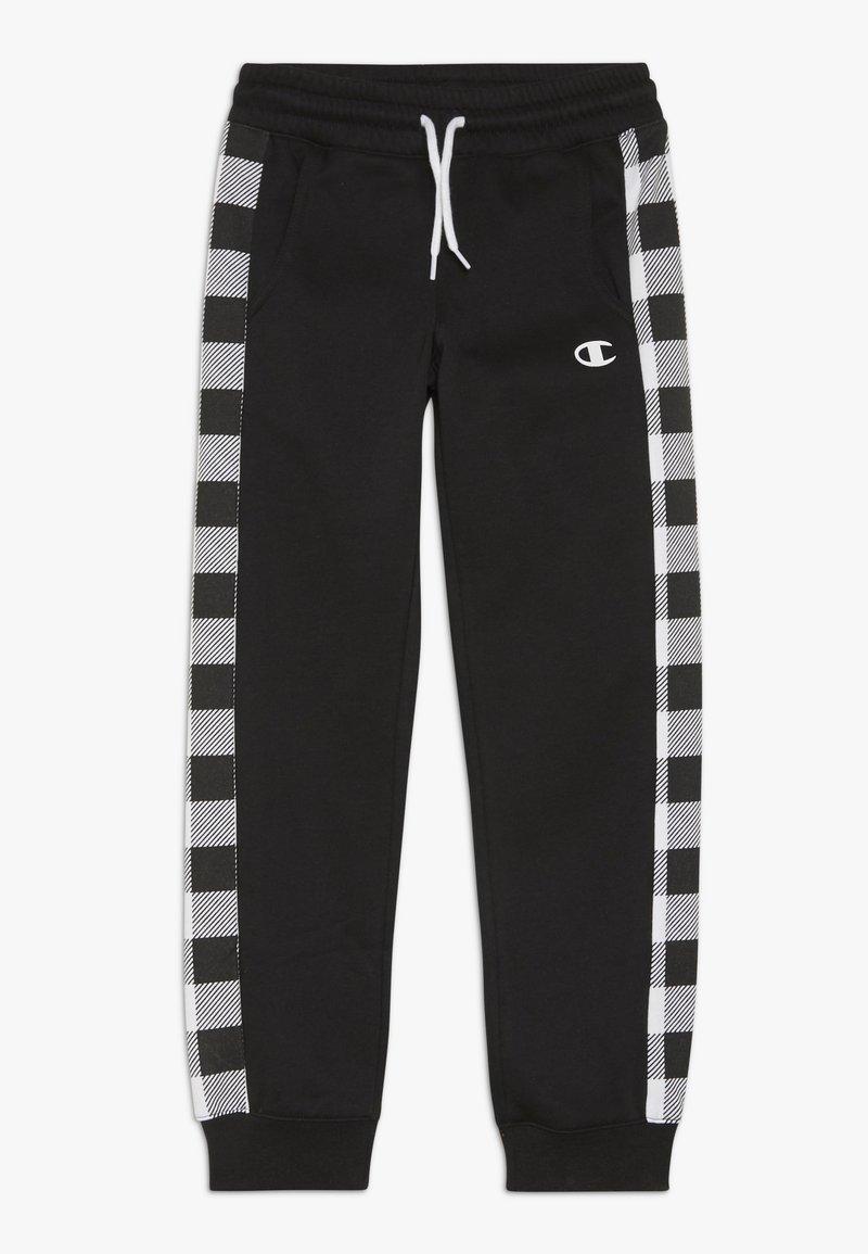 Champion - CHAMPION X ZALANDO PANT - Teplákové kalhoty - black