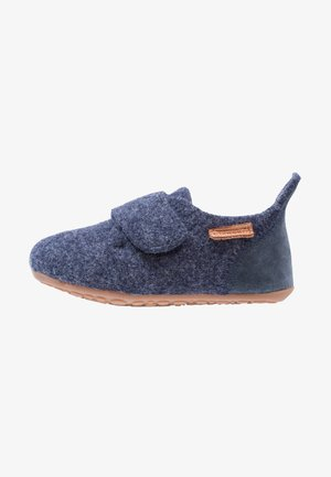 HOME SHOE - Kapcie - blue