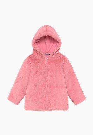 KIDS - Zimní bunda - pink