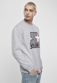 Starter - Collegepaita - heather grey - 2