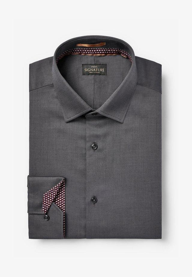SIGNATURE - Formální košile - grey
