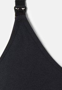 DORINA - SALLY 2 PACK - Triangle bra - black/grey - 4