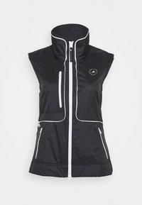 adidas by Stella McCartney - 2IN1 - Sportovní bunda - black - 2
