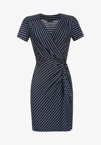 Vive Maria - Shift dress - blau allover - 6