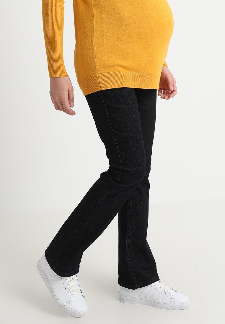 Dorothy Perkins Maternity - ASHLEY BOOTCUT - Bootcut jeans - indigo