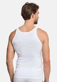 Schiesser - 4 PACK - Undershirt - weiß - 1
