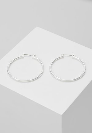 EARRINGS LAYLA  - Øredobber - silver-coloured