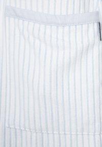 CAWÖ - CARRERA - Dressing gown - weiß/blau - 5