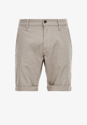 Shorts - beige melange