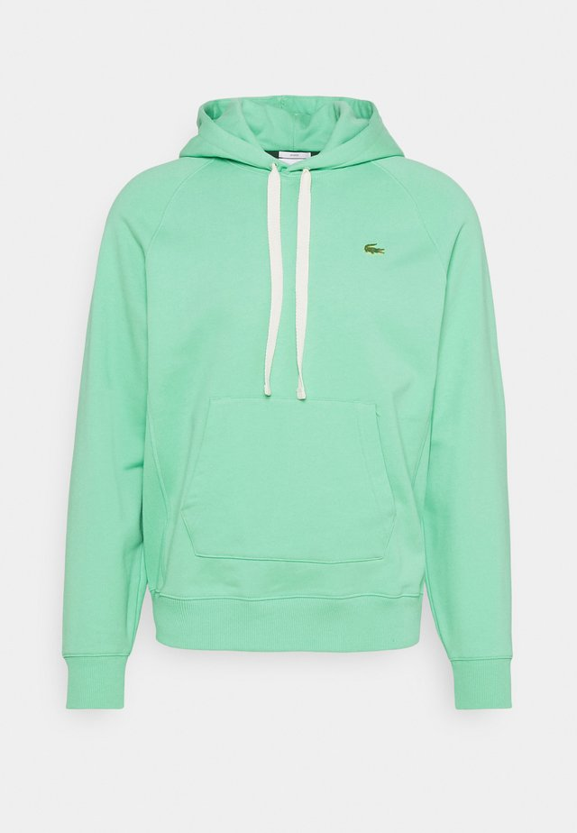 UNISEX - Sweat à capuche - light green