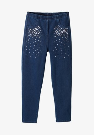 Leggings - Trousers - blu jeans