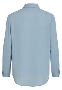 Vila - Button-down blouse - ashley blue - 1
