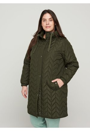 Cappotto invernale - forest night