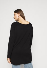Even&Odd Curvy - Neule - black - 2