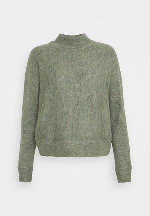 JDYSWAN - Jumper - jade green/melange