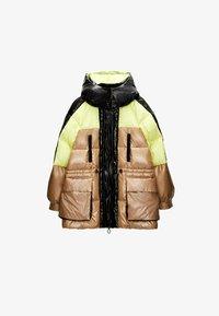 Uterqüe - Winter coat - green - 5