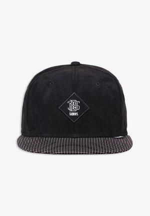 CHECK  - Cap - black