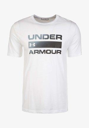 HEATGEAR - T-Shirt print - white