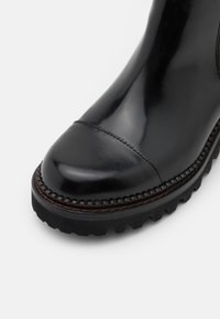 See by Chloé - MALLORY BOOTIE - Kotníkové boty - black - 6