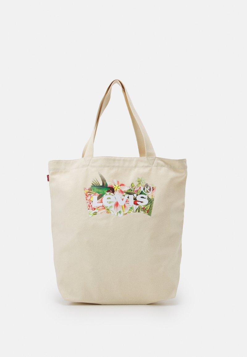 Levi's® - WOMENS SEASONAL BATWING TOTE - Tote bag - ecru