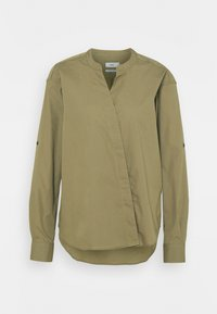 CLOSED - BLANCHE - Blouse - green umber - 6