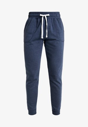 GYM TRACKPANT - Pantalones deportivos - midnight marle
