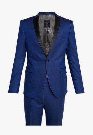 COFTON TUX SUIT - Suit - navy