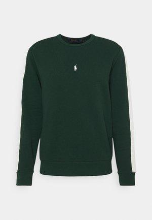 LOOPBACK - Sweatshirt - college green/chic cream