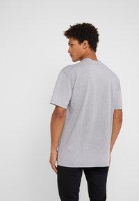 John Richmond - ZARAGOVA - Print T-shirt - grey medium - 2