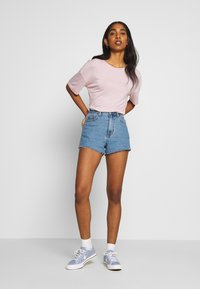 Dr.Denim - SKYE - Jeansshorts - retro sky blue - 1