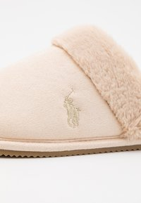 Polo Ralph Lauren - SUMMIT SCUFF  - Slippers - cream