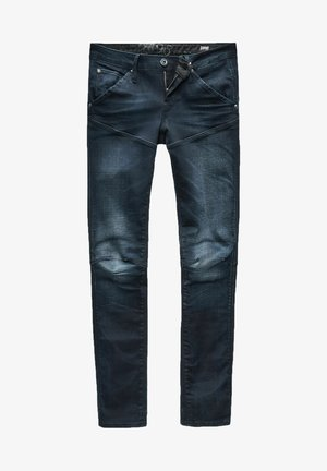 5620 HERITAGE EMBRO TAPERED - Jeans Tapered Fit - medium aged